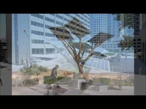 歐洲種下第1棵電子樹 能充電上網和乘涼