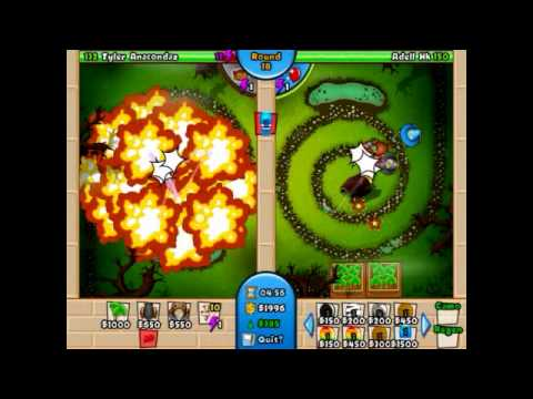 Bloons TD Battles Mobile #3: An Excellent Strategy!