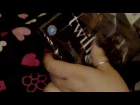Twilight DVD Unboxing