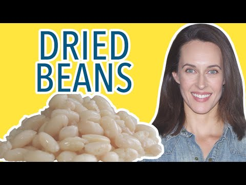 How To Cook Dried Beans: Recipe Demo With White Beans