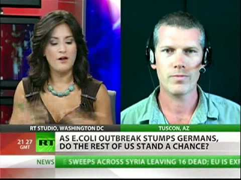 e coli - The deadly E.coli outbreak in Germany has claimed nearly 40 lives and has already been named the world's largest. The World Health Organization says the infe...