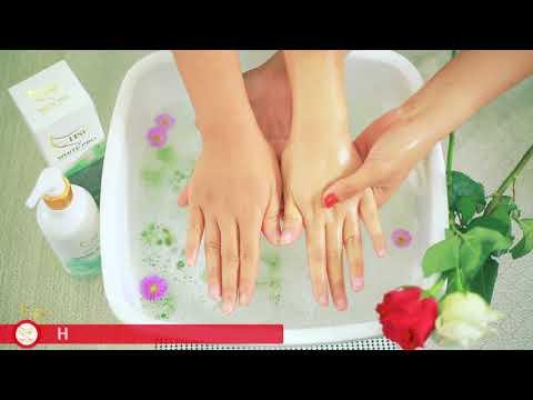 5 phút massage cho da mặt căng mịn