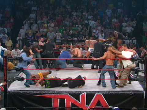 0 The ECW Invasion on iMPACT