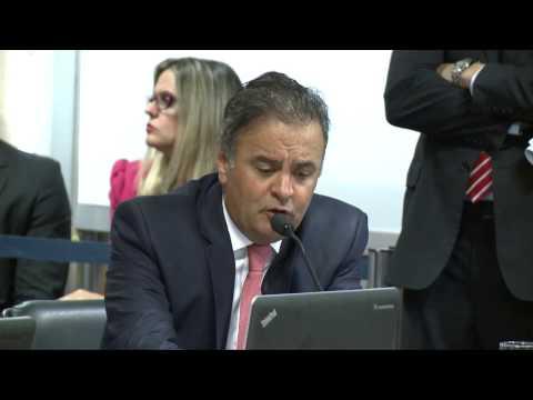 Aécio Neves defende APACs e modelo mineiro de PPP para enfrentamento da crise penitenciária no país