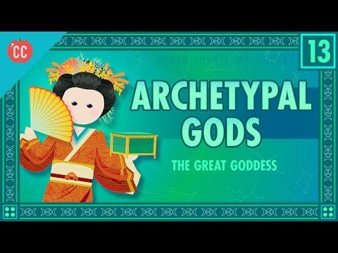Great Goddesses: Crash Course World Mythology #13