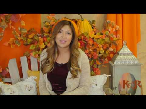 Thanksgiving Message from Christy, Director of Conventions