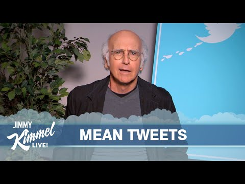 Celebrities Read Mean Tweets #5 (видео)