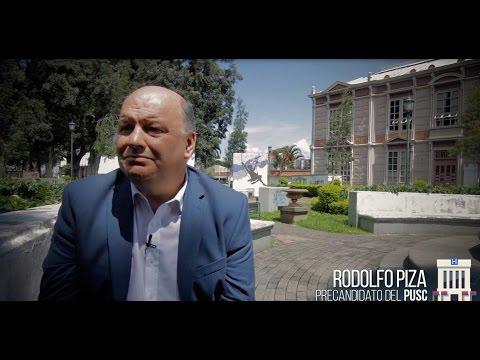 Entrevista a Rodolfo Piza, precandidato del PUSC