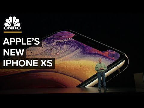 Apple Introduces The iPhone Xs