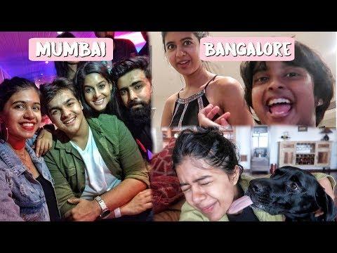 #sejalvlogs: Holiday Time: Mumbai & Bangalore!