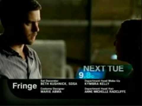 Fringe - Season 1 Ep. 8 Promo - The Equation