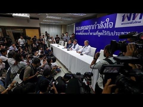Thailand: Warten auf das Wahlergebnis - Militärs nach ...