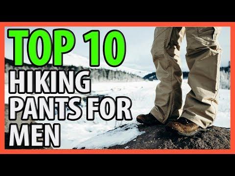 ⭐️✔️ 10 Best Hiking Pants for Men 2019 👍🏻⭐️