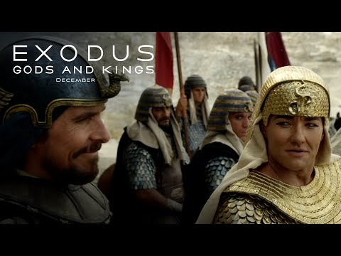brothers - Exodus: Gods and Kings: From acclaimed director Ridley Scott (Gladiator, Prometheus) comes the epic adventure