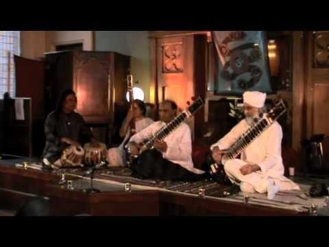 Maestros of Sitar - Raga Charukeshi