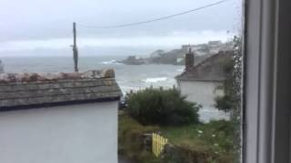 Coverack United Kingdom  City new picture : Stormy seas in Coverack today
