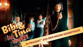"""BIBI&TINA: VOLL VERHEXT! - Das Offizielle Musikvideo Zu""""98 Prozent"""""""