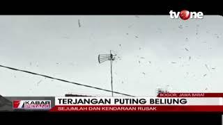 Video Video Rekaman Detik-detik Puting Beliung Terjang Kawasan Bogor MP3, 3GP, MP4, WEBM, AVI, FLV Desember 2018
