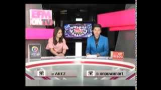 EFM ON TV 19 August 2013 - Thai TV Show