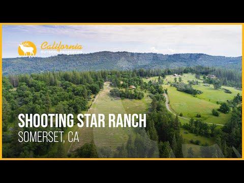 Shooting Star Vineyard | Somerset California