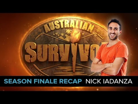 RHAP Survivor AU Know-It-Alls | Australian Survivor Finale 2016 | Rob Has A Podcast Nick Iadanza