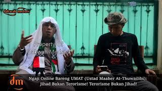 Video USTADZ MAAHER AT-THUWAILIBI :  BOM GEREJA !?? MP3, 3GP, MP4, WEBM, AVI, FLV Agustus 2018