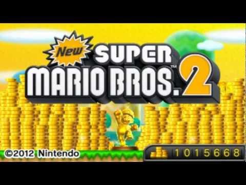 New Super Mario Bros 2 Walkthrough 30000 Münzen In 5 Minuten