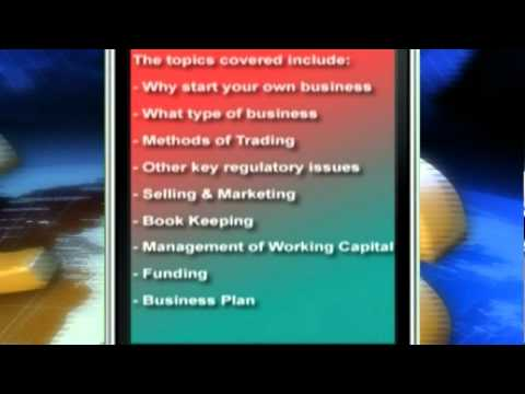 Video of The Business Start Up Guide