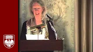 Lyn Hejinian: Poetry Reading
