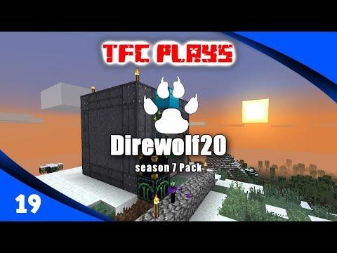 Ender Quarry - TFC Plays the Direwolf20 Season 7 Pack Ep19