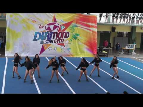 Diamond All Stars - Diamond Lady Jackson - Diamond cup 2016 (видео)