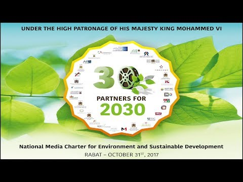 La charte nationale des médias, de l'environnement et du développement durable