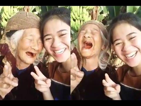 """Bà nội """"tôi"""" đáng yêu nhất quả đất đây rồi!. 'Xin chào bà con!'"""