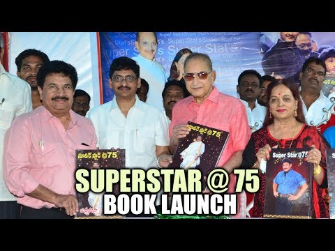 Superstar @ 75 book Launch