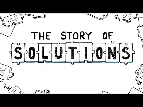 Solution - The Story of Solutions explores how we can move our economy in a more sustainable and just direction, starting with orienting ourselves toward a new goal. In...