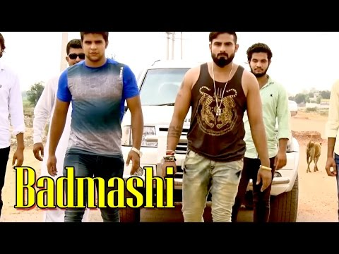 Badmashi - Superhit Haryanvi Song 2016 - Harsh Chhikara New Song - Haryana Hits:  Enjoy This Latest Haryanvi Song 2016 - Badmashi - Harsh Chhikara, Ft. Vicky Rapper - हिट हरयाणवी सांग !For More Latest Haryanvi Songs & रागनी Subscribe Our Channel