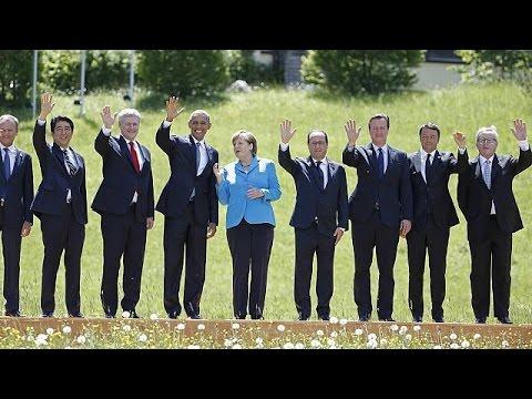 Ρωσία και Ελλάδα συζητώνται στην σύνοδο των G7