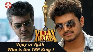 Who is the TRP King Ajith or Vijay? Result Announced!