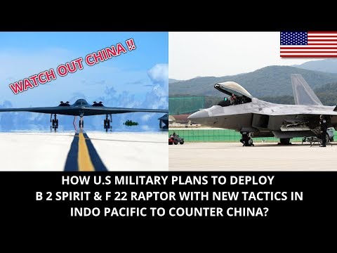 Two of the most stealth aircraft...
