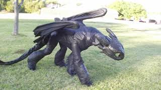 Video Toothless costume overview MP3, 3GP, MP4, WEBM, AVI, FLV Agustus 2018