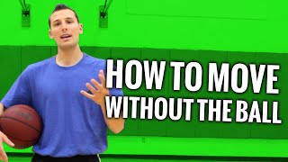 Basketball Tutorial: How to Move Without The Ball Like Klay Thompson