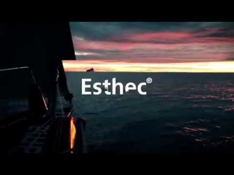 Esthec partner of Team Brunel in the Volvo Ocean Race 2014-2015