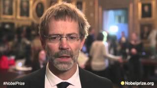 Interview: The 2015 Sveriges Riksbank Prize in Economic Sciences