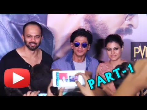 Dilwale | Sneak Preview Screening With Shahrukh Kh