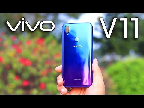 VIVO V11 Full Review | Urdu / Hindi
