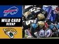 Bills vs. Jaguars NFL Wild Card Recap
