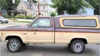 1983 Ford Ranger Used Cars Grand Rapids MI