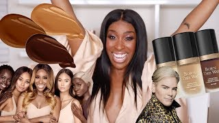 Video IT'S HERE! My Collab With Too Faced! Born This Way | Jackie Aina MP3, 3GP, MP4, WEBM, AVI, FLV Juni 2018