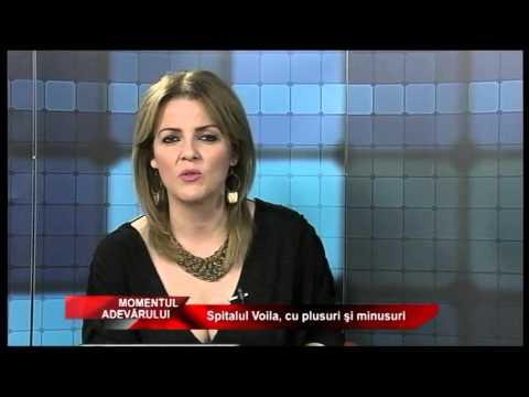 Emisiunea Momentul Adevărului – Dr. Irina Minescu – 15 aprilie 2015