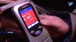 41 водитель в состоянии алкогольного опьянения был задержан сотрудниками ГИБДД в минувшие выходные